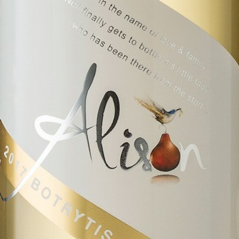 2020 Alison Botrytis Riesling