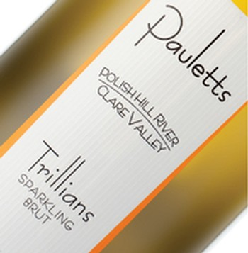 Trillians Sparkling Riesling 750mL